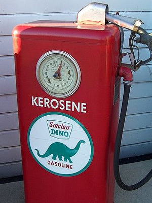Kerosene vs. heating oil