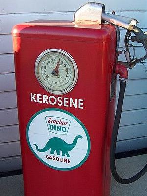 Kerosene vs. heating oil