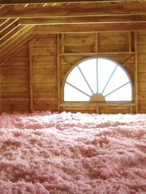 insulation can be added to conserve heating oil