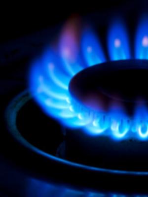 propane gas stove